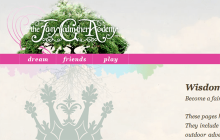 Project: Fairy Godmother Academy