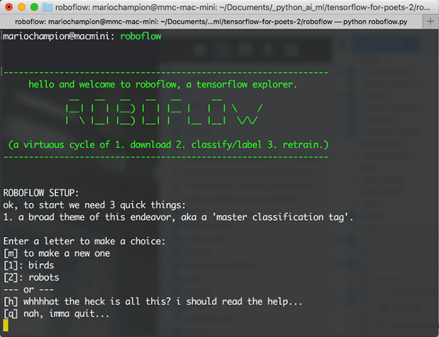 roboflow start